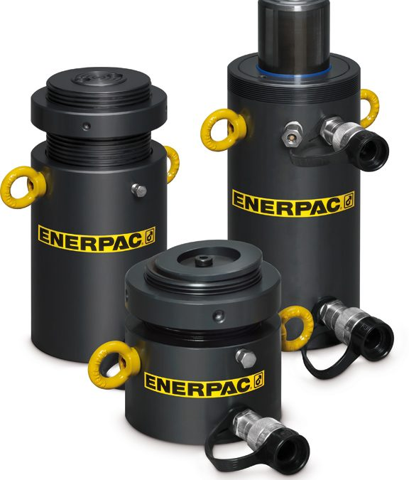 Shortened Lead Time for Enerpac High Tonnage Cylinders in the Americas