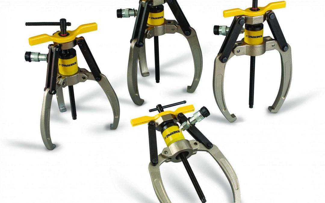 Powerful Enerpac Pullers with a Practical Design