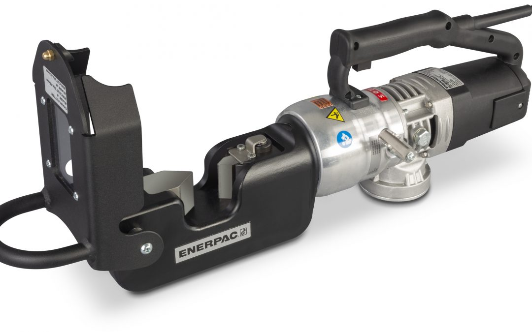 Cut Through Chain with Minimal Effort: Enerpac Expands Cutter Line With New ECCE26 Model