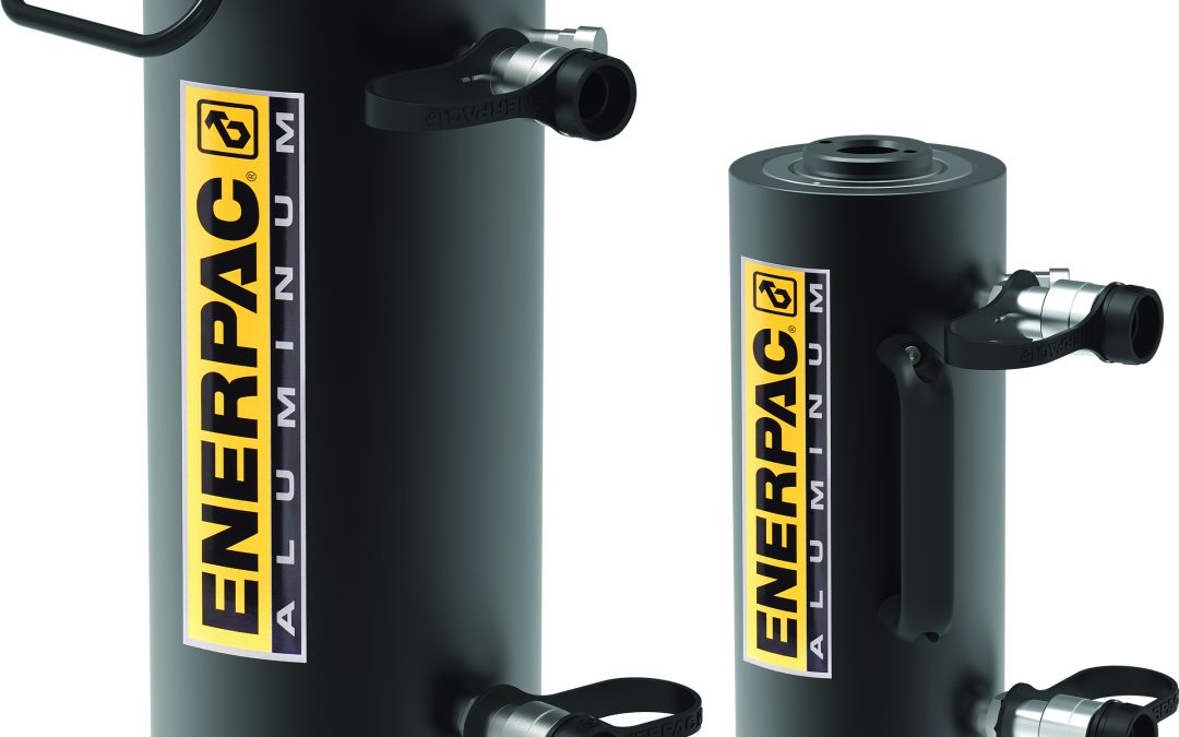 New Enerpac Lightweight RARH Double-Acting Hollow Plunger Cylinders