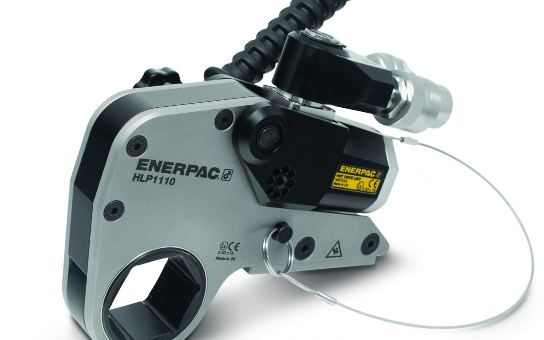 Enerpac Adds Powerful HMT 13000 to Product Line