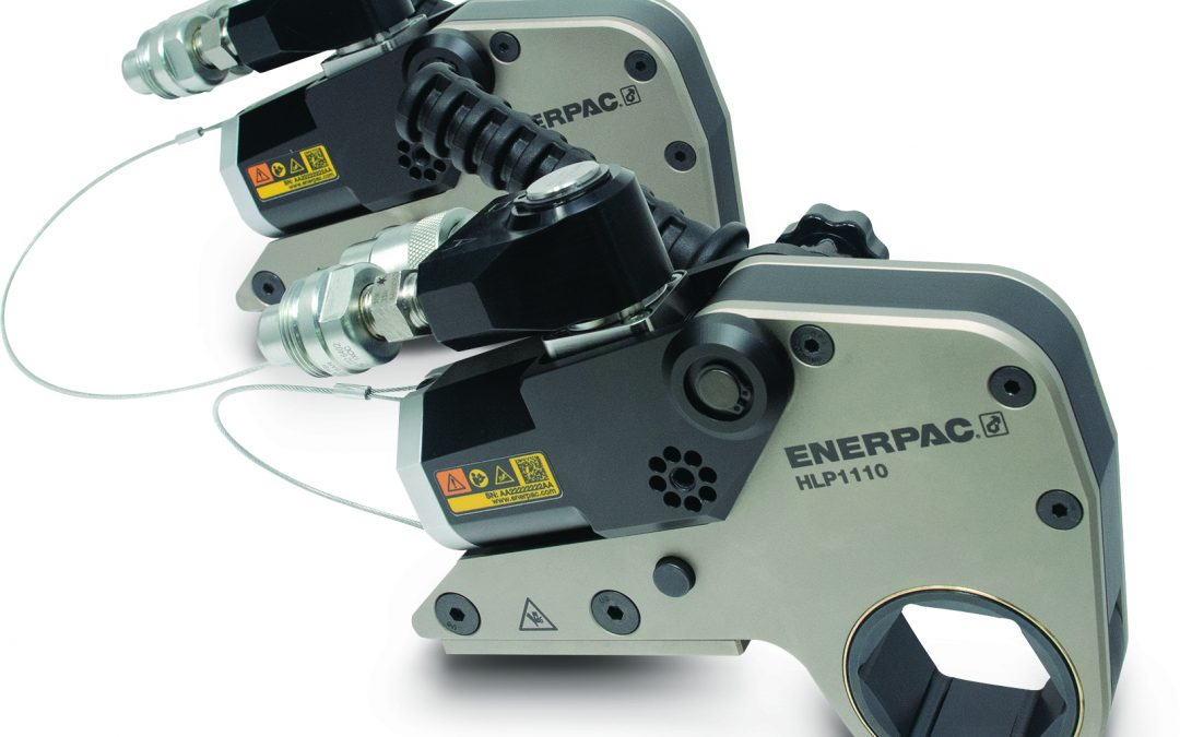 Enerpac Launches HMT Series of Modular Hydraulic Torque Wrenches