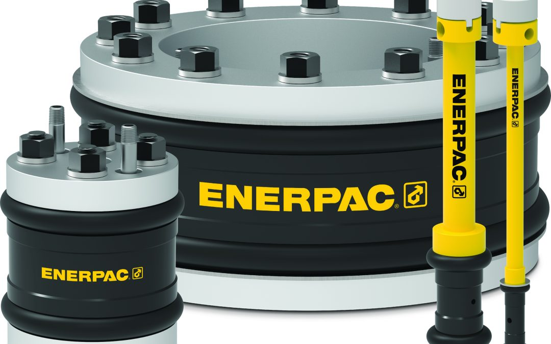 New Enerpac MITT Series Mechanical Isolation & Test Tools Eliminate Several Steps in Pipeline Maintenance