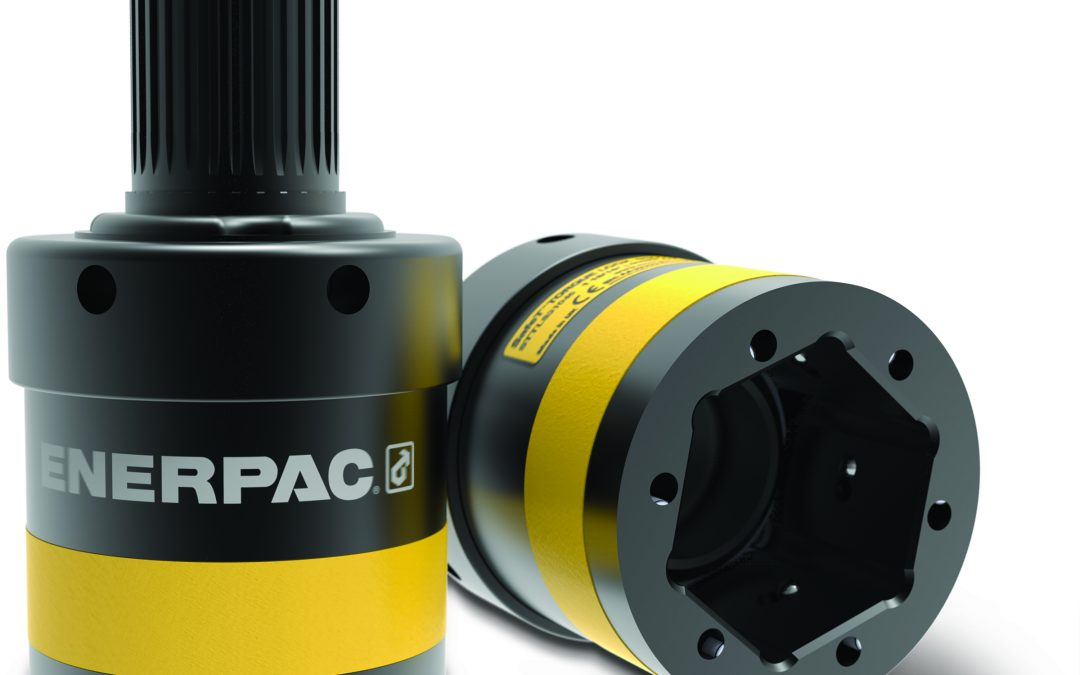 The New Enerpac SafeT™ Torque Lock Transforms  Torque Wrenches into Safe, Hands-Free Bolting