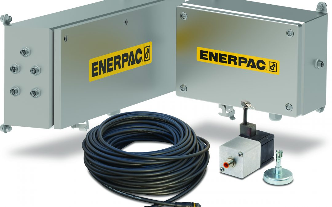 Enerpac Split-Flow Pump Upgrade Kits Expand Heavy Lifting Capabilities