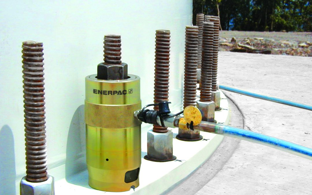 Bolting Tools Important for Operation, Maintenance of Wind Turbines